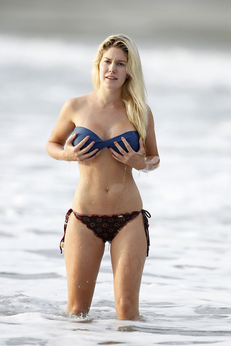 Heidi Montag's Bikini is Kewl
