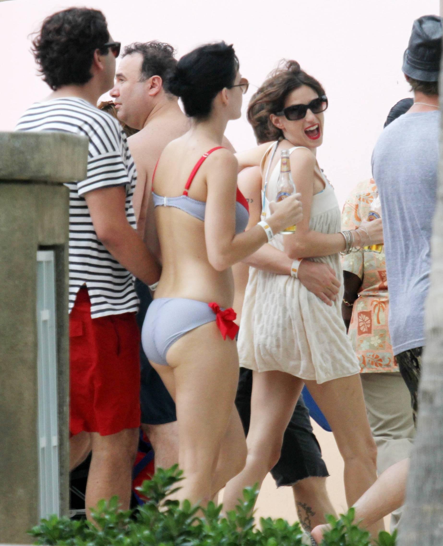 Katy Perry Bikini Water Park