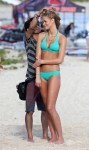 Erin Heatherton Shows Off Her Bikini Body